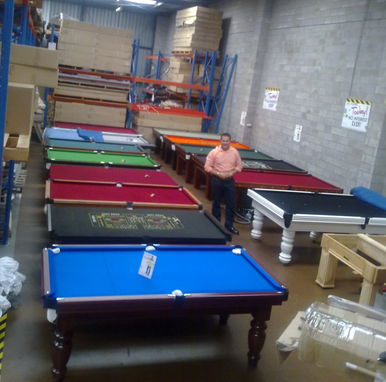 Where Can You Buy Used Snooker Tables